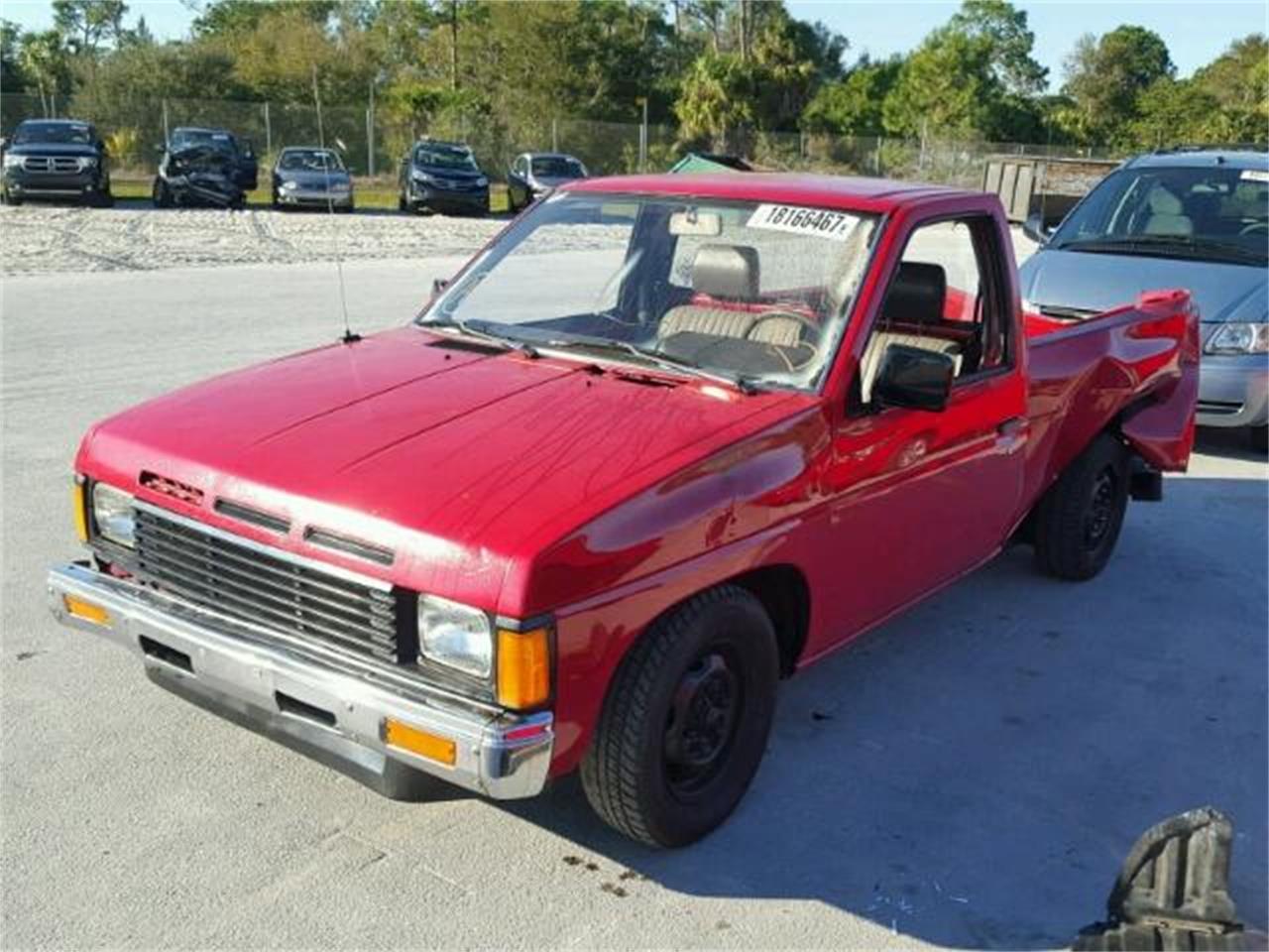 1987 Nissan D21 for Sale | ClassicCars com | CC-945864
