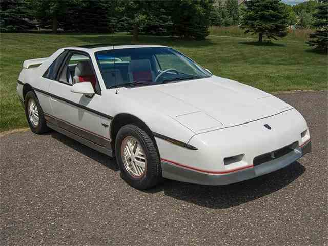 Picture of '84 Fiero - K5RH