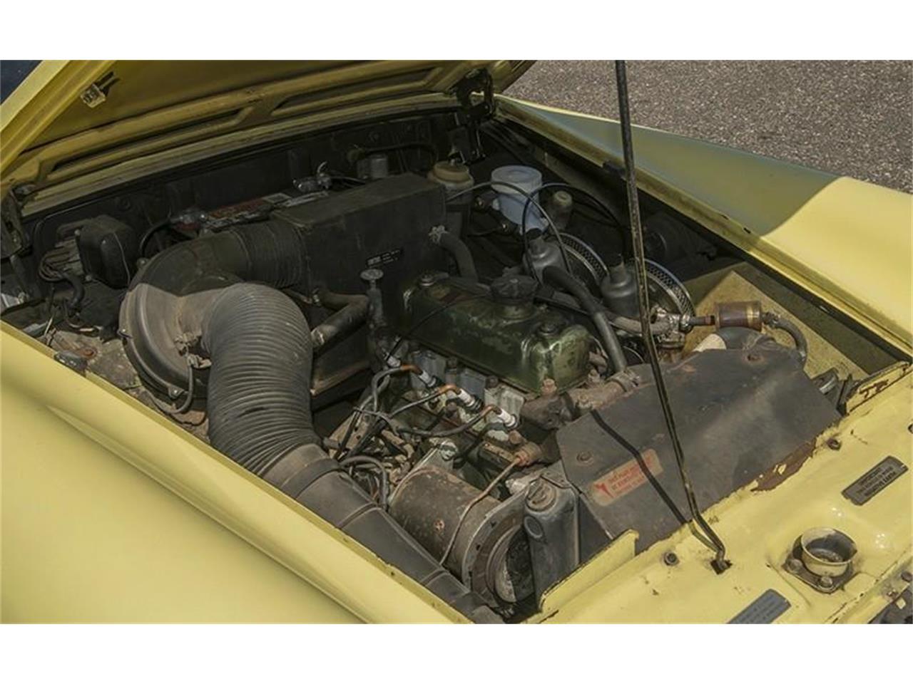 Large Picture of '69 Midget - K5RK