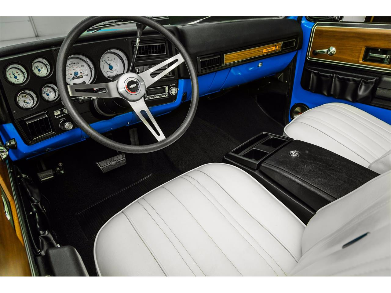 Large Picture of '75 Blazer - K9WP