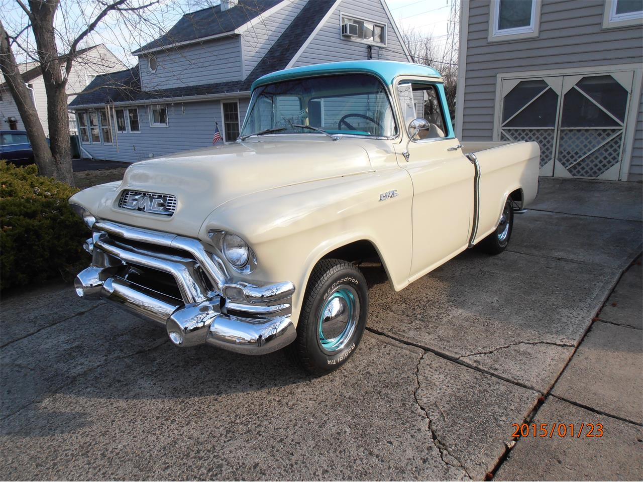 Large Picture of Classic 1955 Truck - $30,000.00 - K5RT