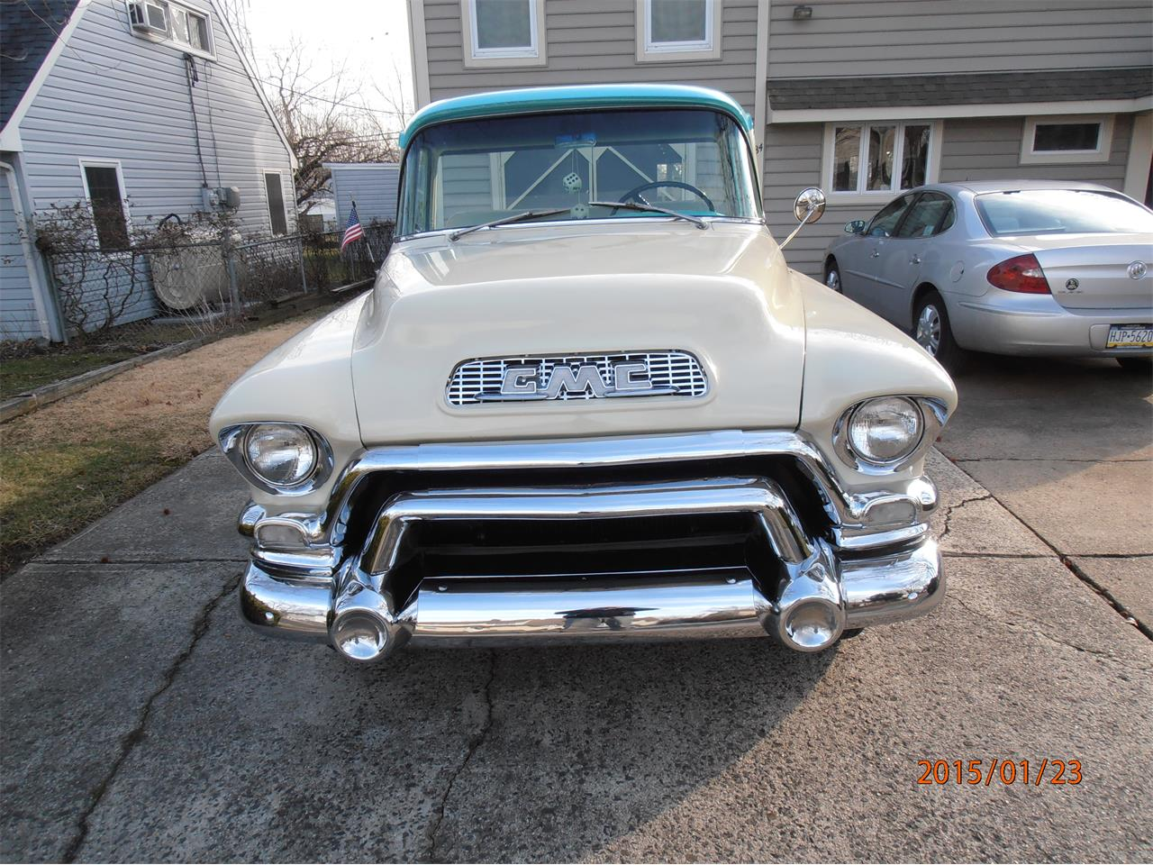 Large Picture of 1955 GMC Truck Offered by a Private Seller - K5RT
