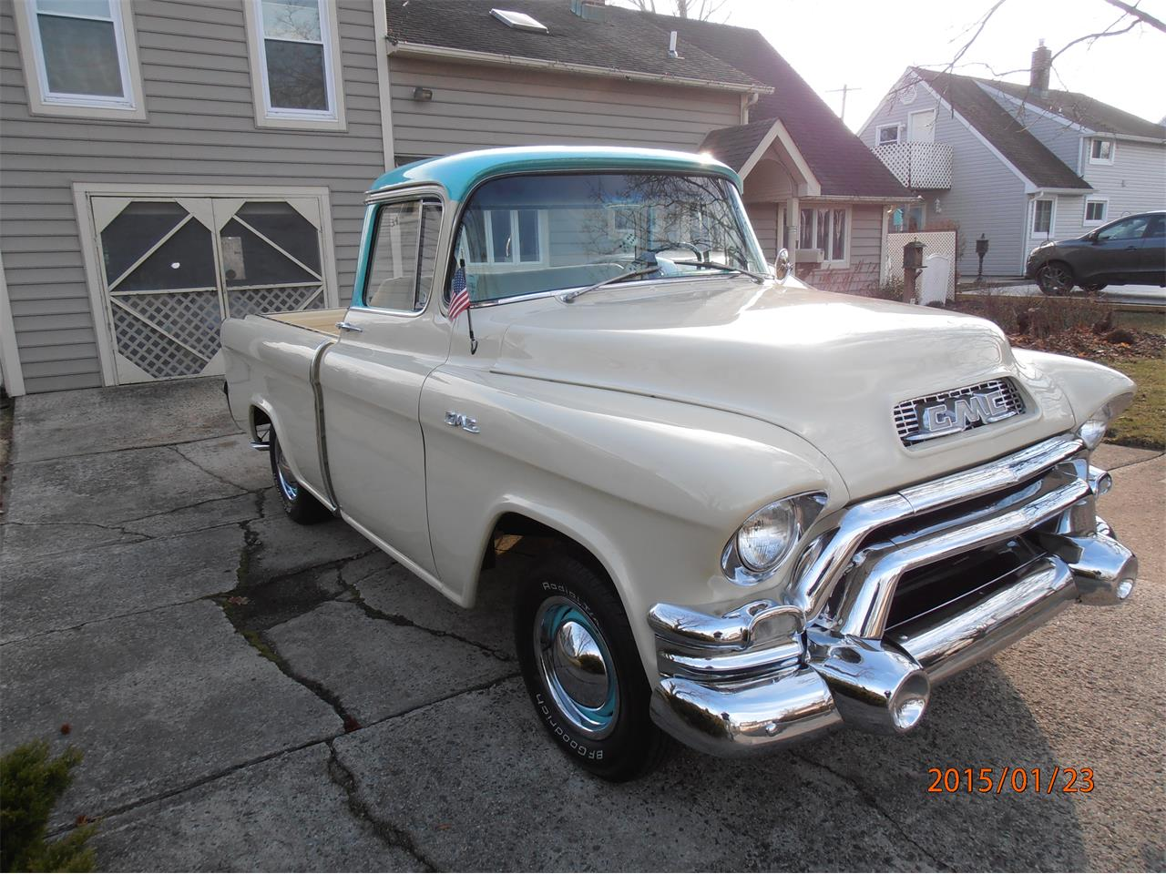 Large Picture of 1955 Truck located in Pennsylvania - $30,000.00 Offered by a Private Seller - K5RT