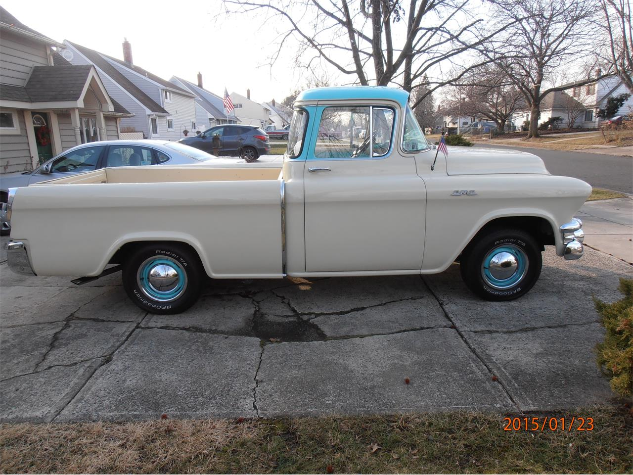 Large Picture of '55 GMC Truck located in Pennsylvania - $30,000.00 - K5RT