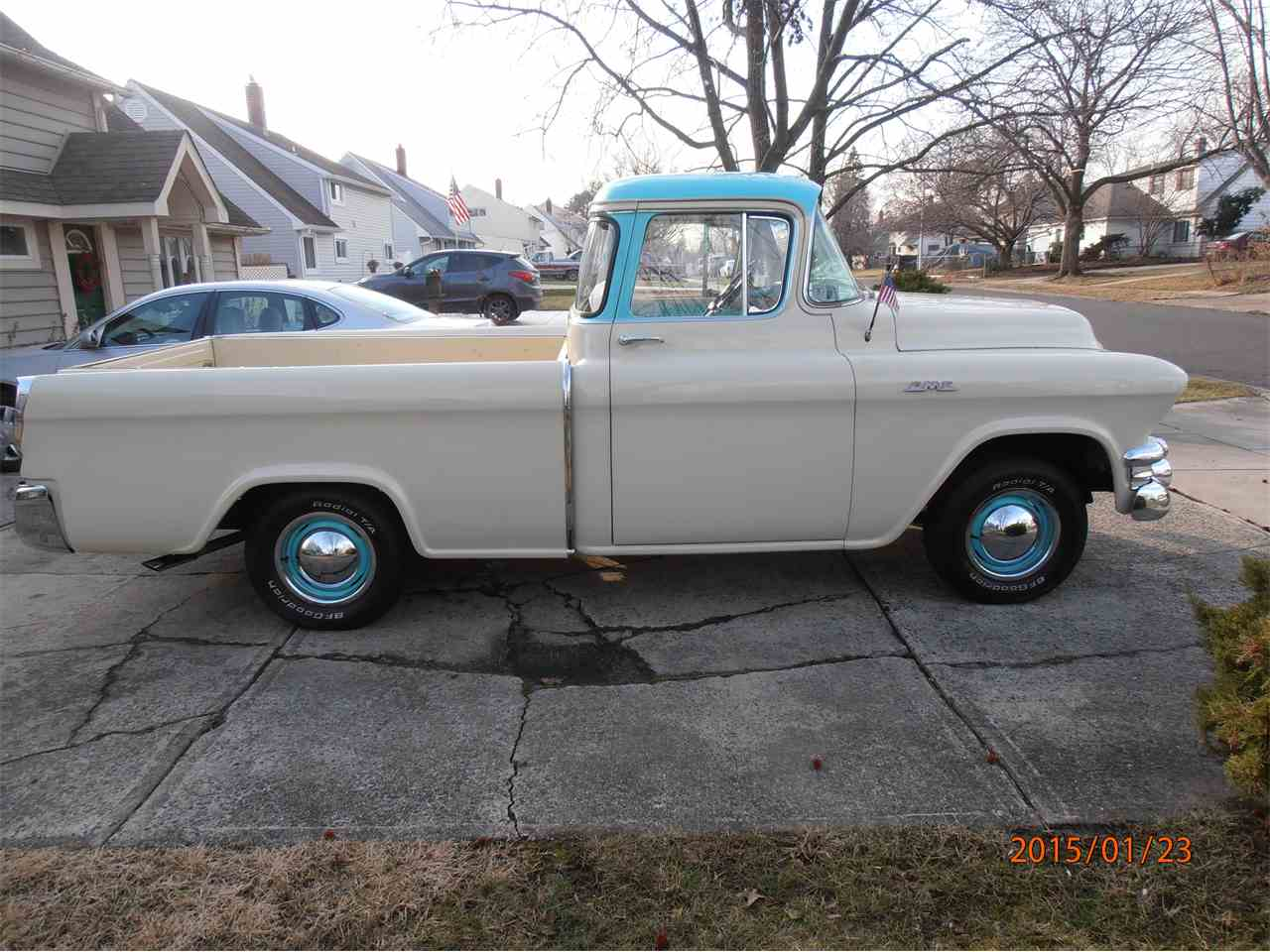 Large Picture of '55 Truck - K5RT