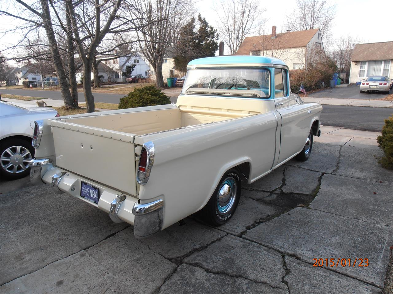 Large Picture of 1955 Truck located in Pennsylvania Offered by a Private Seller - K5RT