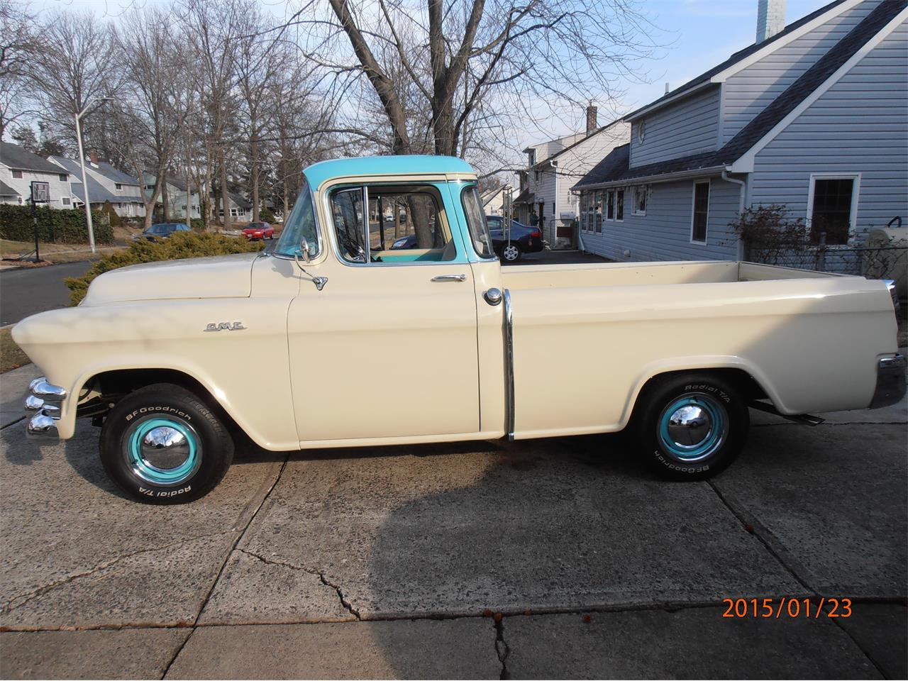 Large Picture of Classic '55 Truck located in Pennsylvania - K5RT