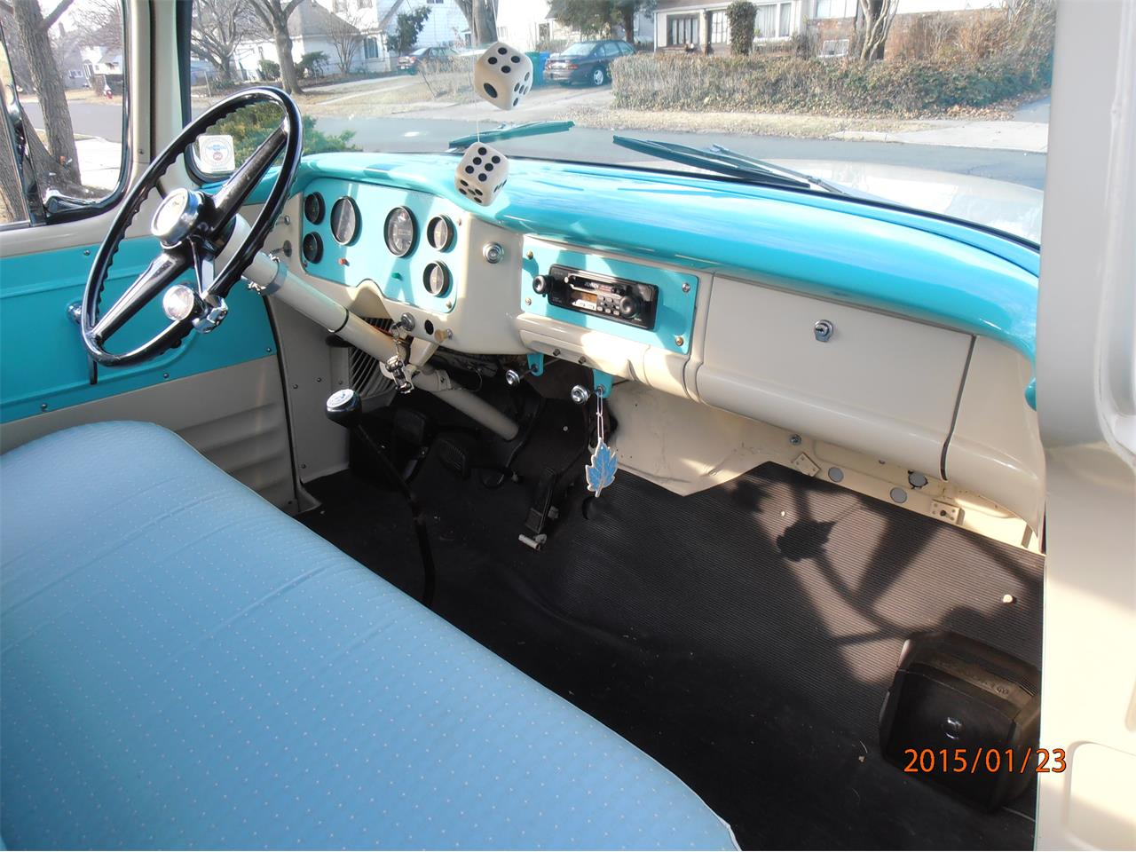 Large Picture of Classic 1955 GMC Truck - $30,000.00 - K5RT