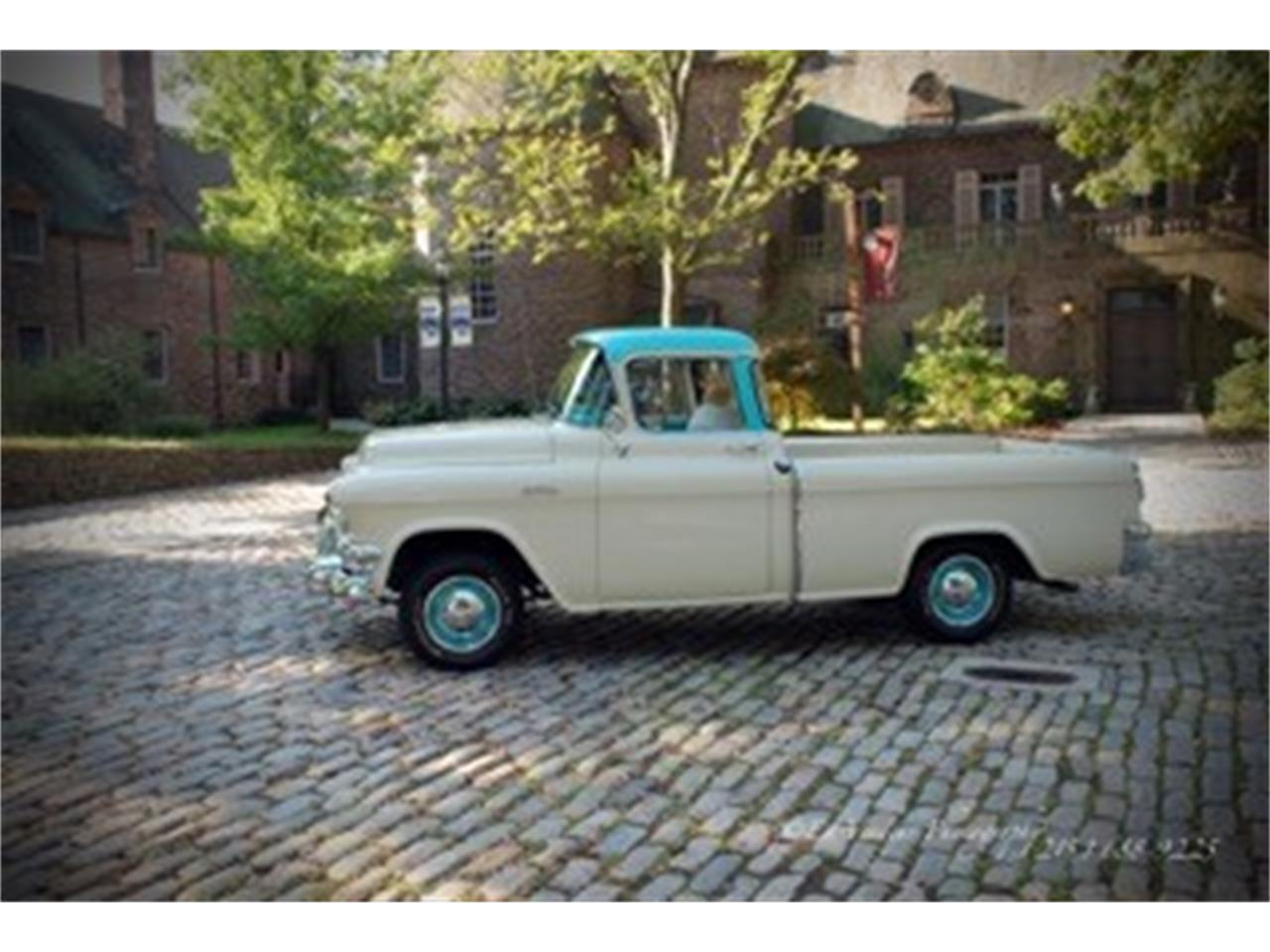 Large Picture of Classic 1955 GMC Truck Offered by a Private Seller - K5RT