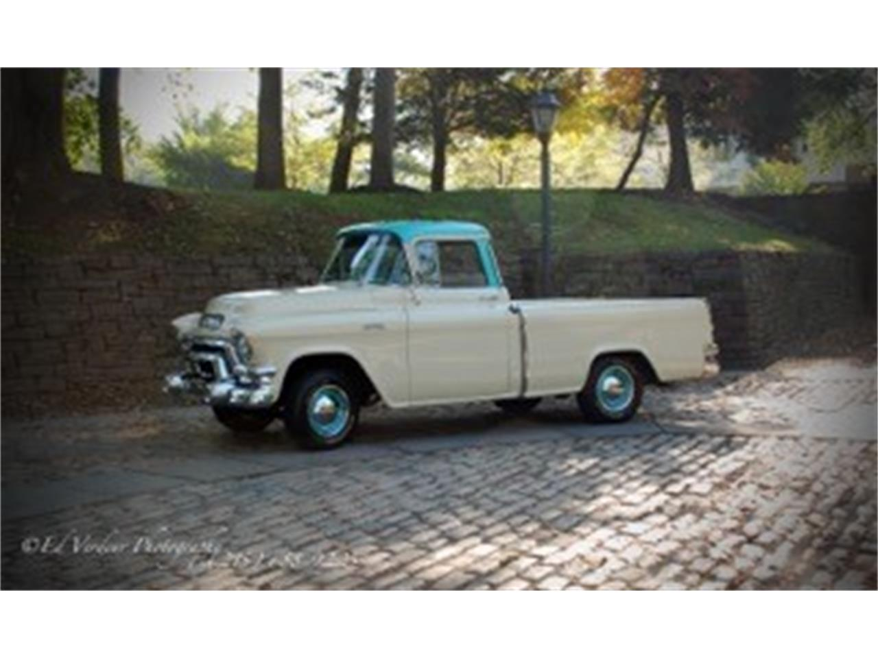 Large Picture of Classic '55 GMC Truck - K5RT