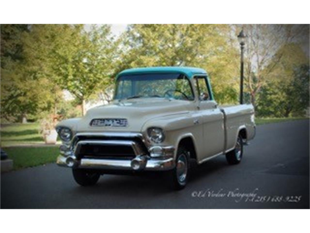 Large Picture of '55 GMC Truck located in Levittown Pennsylvania Offered by a Private Seller - K5RT