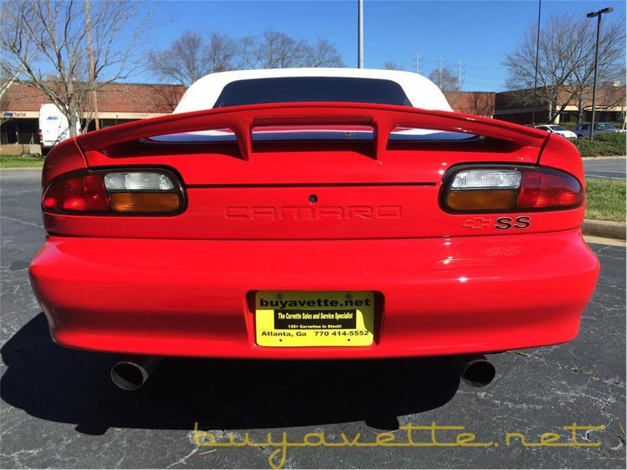 Large Picture of '98 Camaro - K9YA