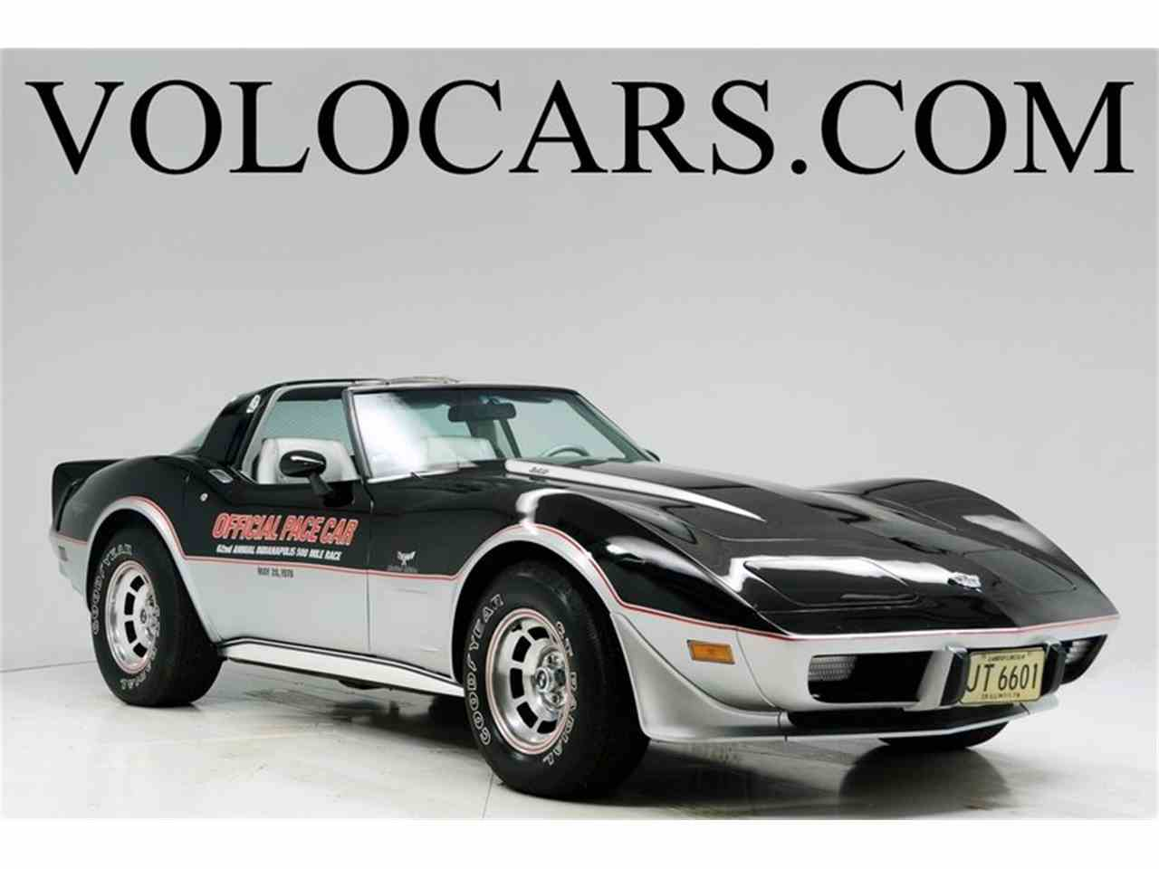 Large Picture of 1978 Corvette  Pace Car - K9YN