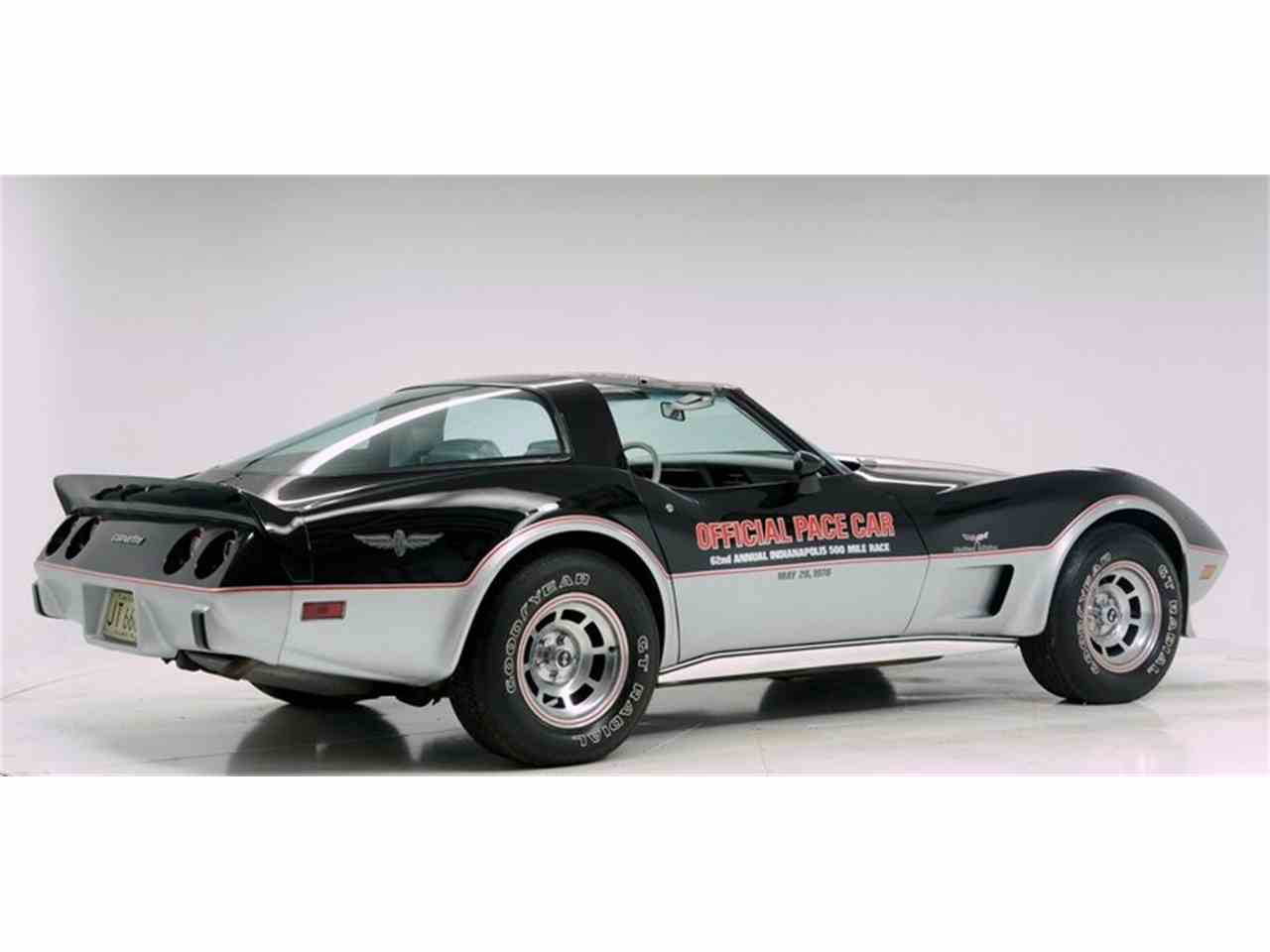 Large Picture of '78 Chevrolet Corvette  Pace Car - $31,998.00 Offered by Volo Auto Museum - K9YN