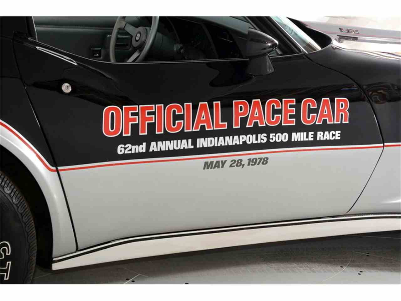 Large Picture of 1978 Chevrolet Corvette  Pace Car - $31,998.00 Offered by Volo Auto Museum - K9YN