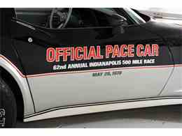 Picture of 1978 Chevrolet Corvette  Pace Car located in Illinois Offered by Volo Auto Museum - K9YN