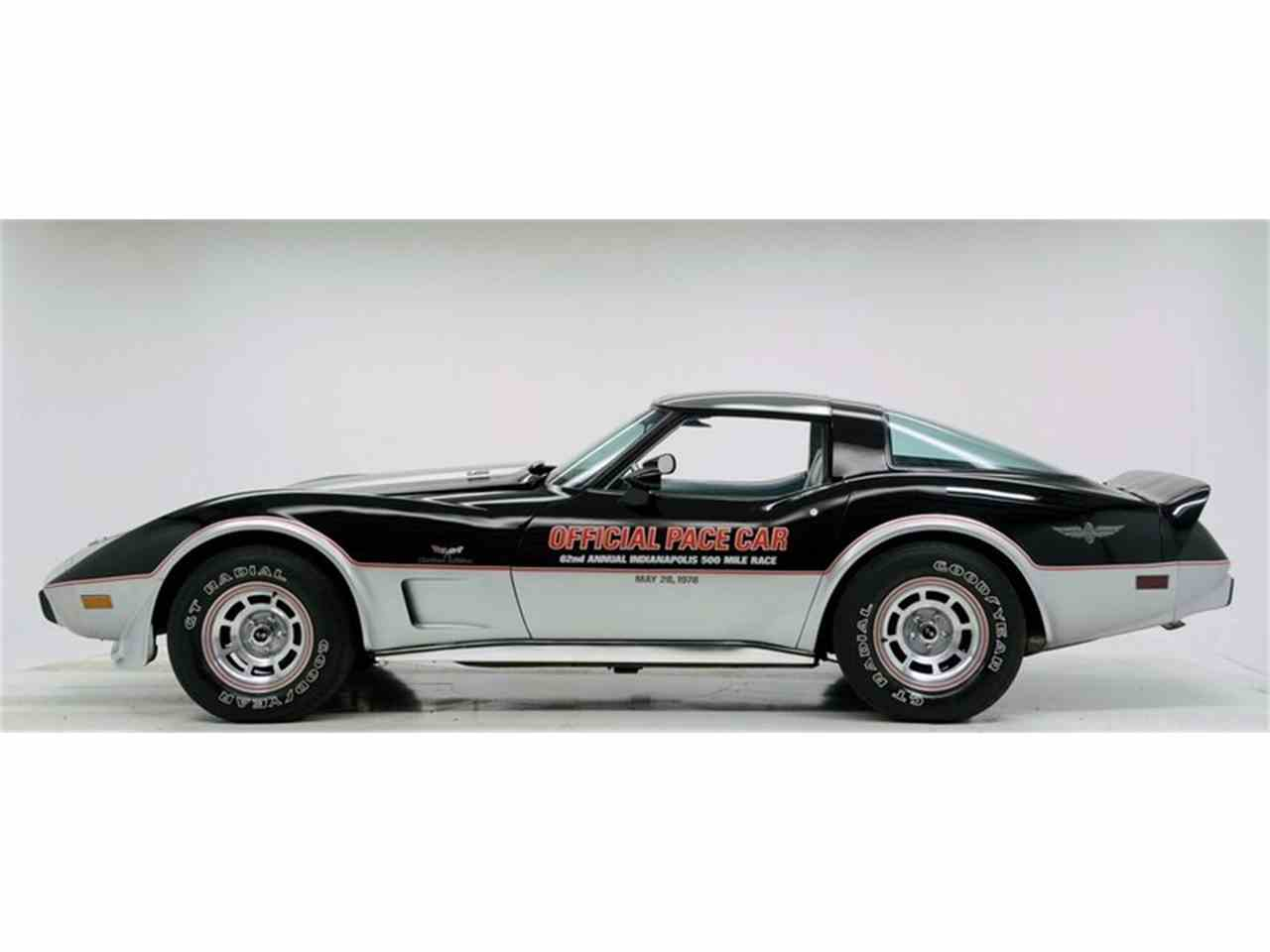 Large Picture of 1978 Corvette  Pace Car Offered by Volo Auto Museum - K9YN