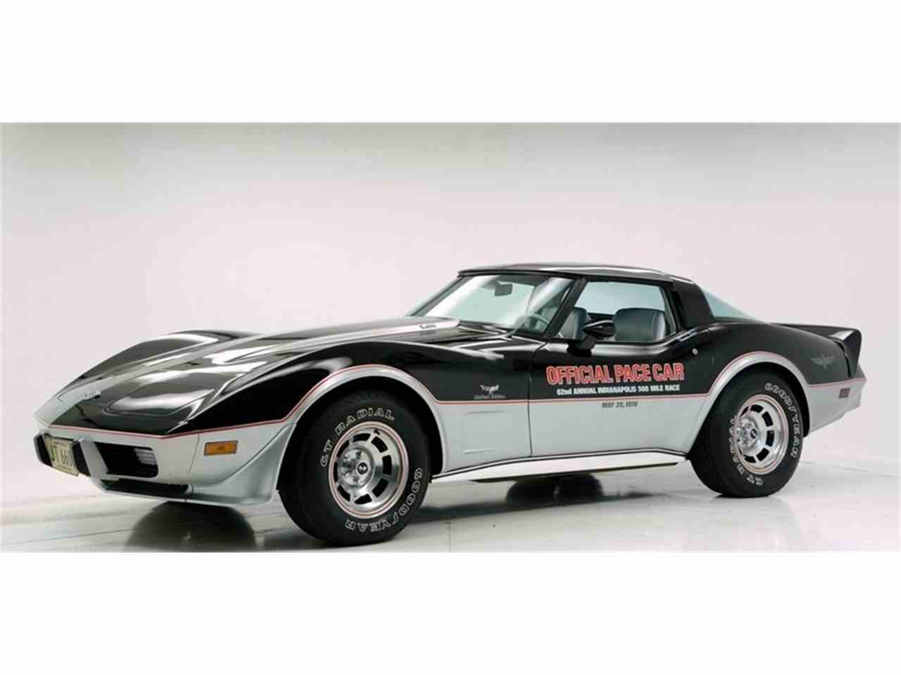 Large Picture of 1978 Chevrolet Corvette  Pace Car Offered by Volo Auto Museum - K9YN