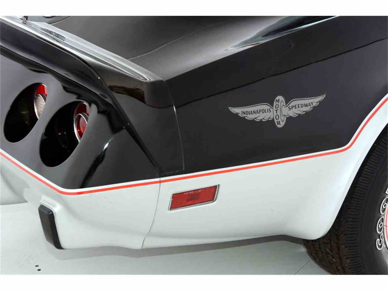 Large Picture of 1978 Corvette  Pace Car - $31,998.00 Offered by Volo Auto Museum - K9YN