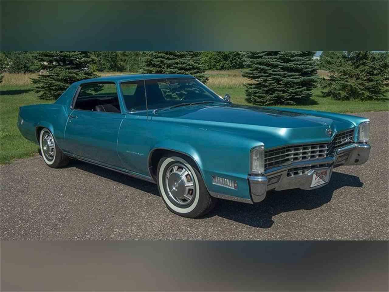 1967 Cadillac Eldorado for Sale | ClicCars.com | CC-940604