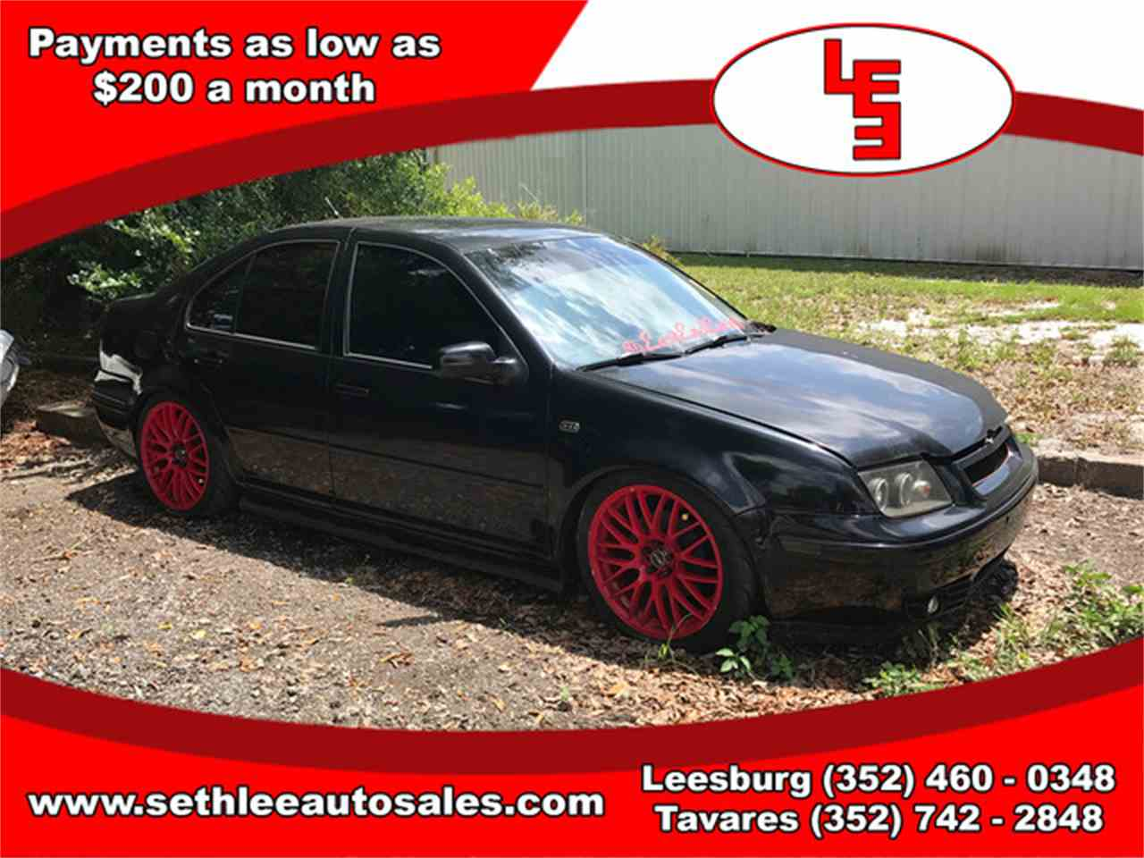 Large Picture of '01 Jetta - K9ZP