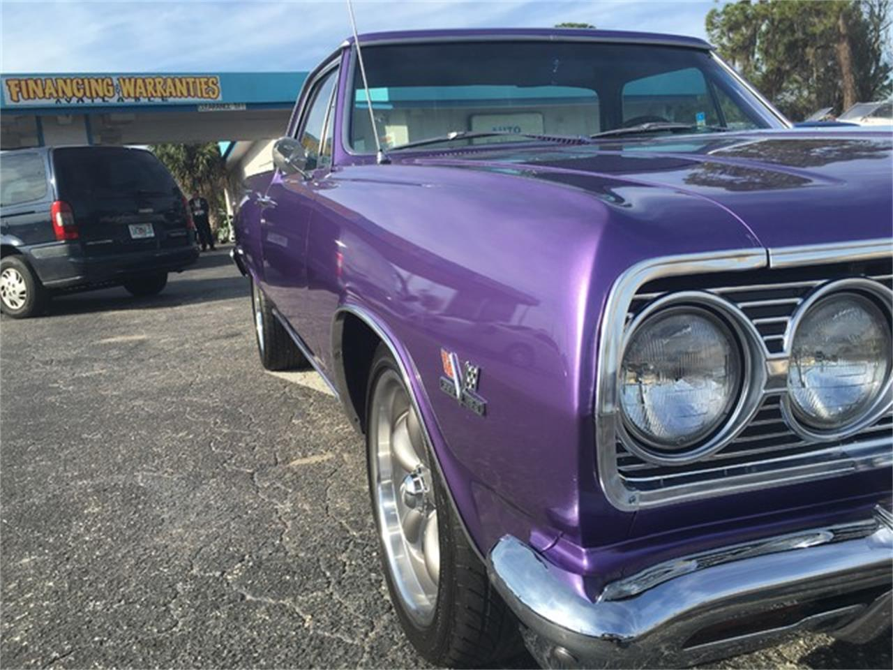 Large Picture of Classic 1965 Chevrolet El Camino Auction Vehicle Offered by Seth Lee Auto Sales - KA12