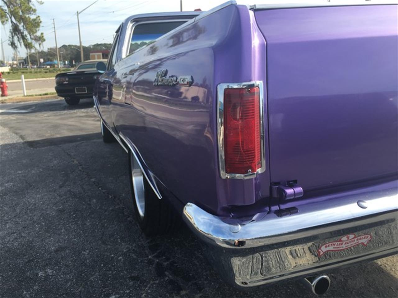 Large Picture of Classic 1965 Chevrolet El Camino located in Florida Offered by Seth Lee Auto Sales - KA12