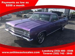 Picture of Classic 1965 El Camino located in Florida Auction Vehicle - KA12