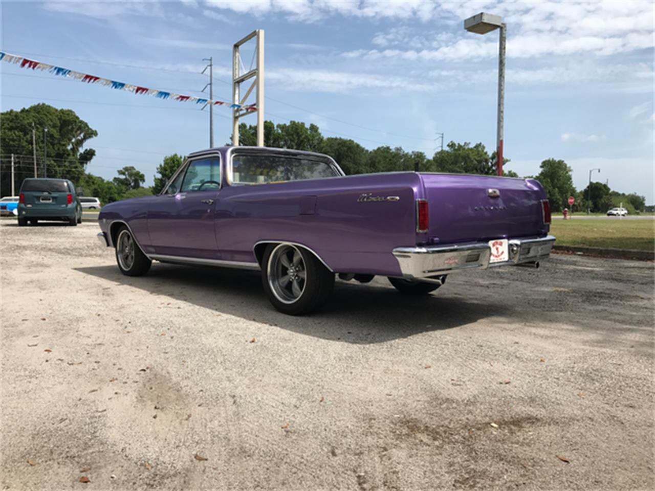 Large Picture of Classic 1965 El Camino Auction Vehicle - KA12
