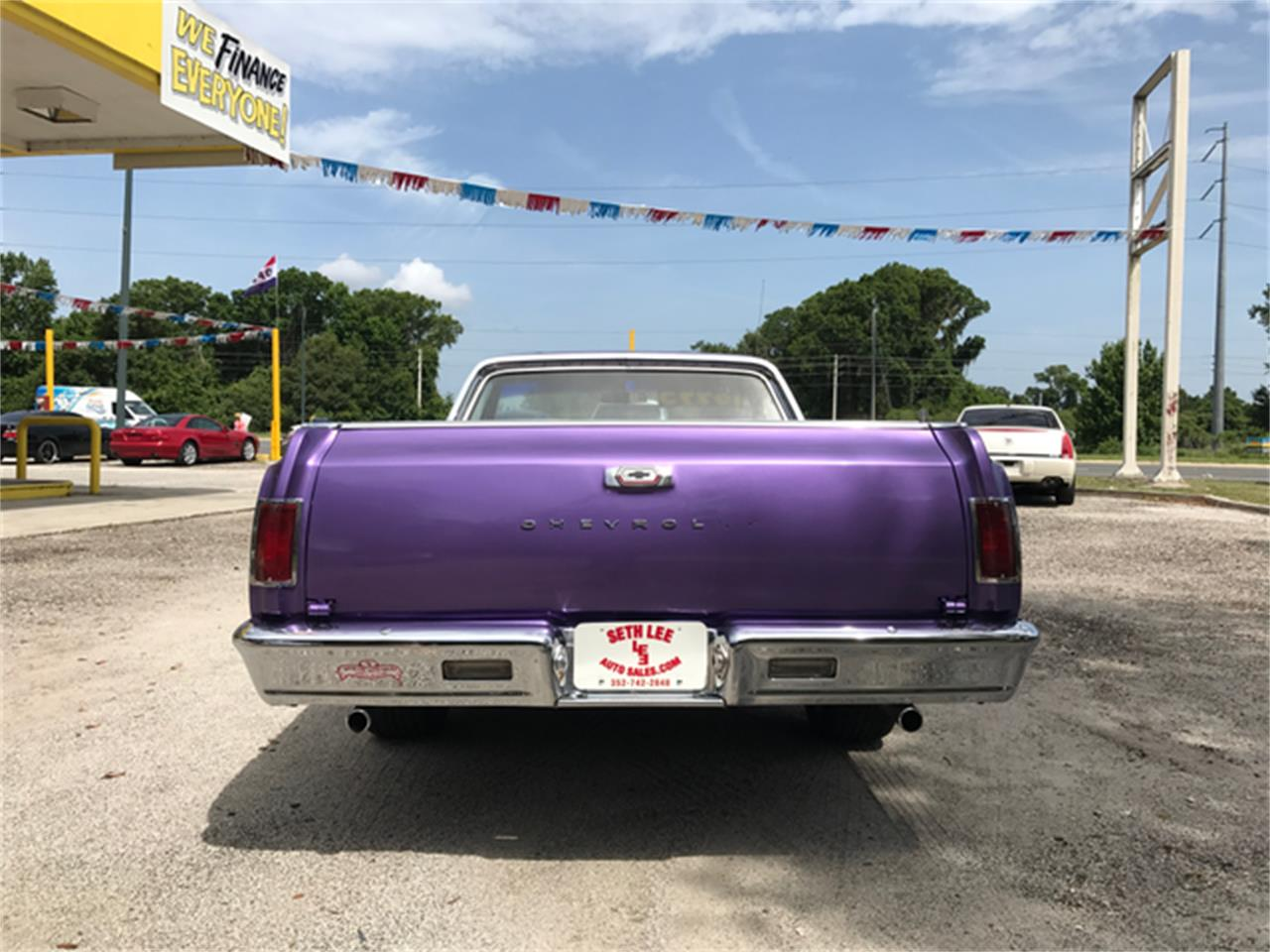 Large Picture of 1965 El Camino located in Tavares Florida - KA12