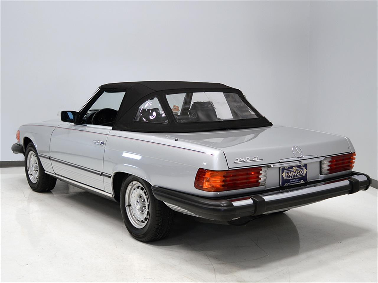 Large Picture of '84 380SL located in Ohio - $17,900.00 - KA2F