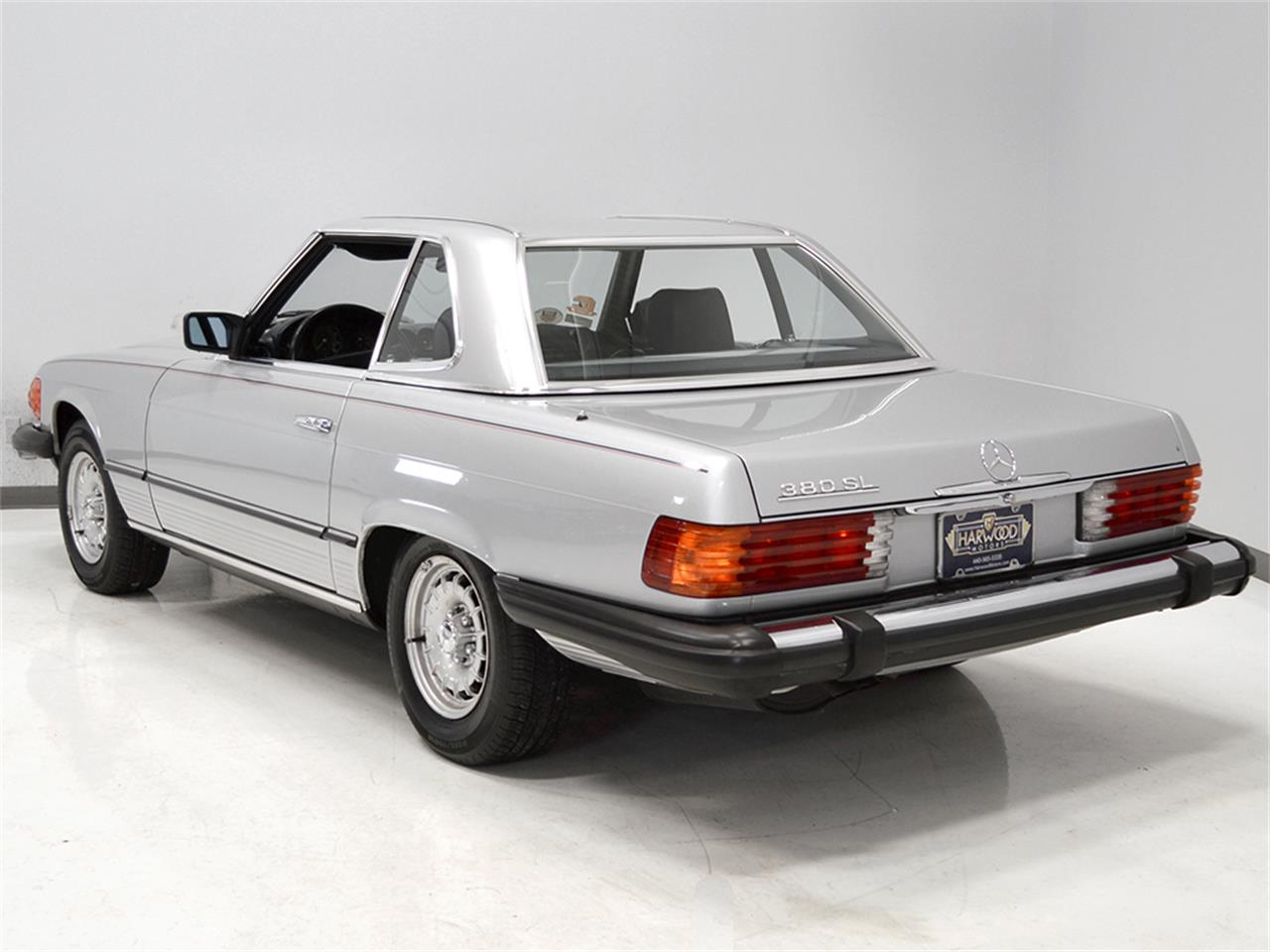 Large Picture of 1984 Mercedes-Benz 380SL - $17,900.00 - KA2F