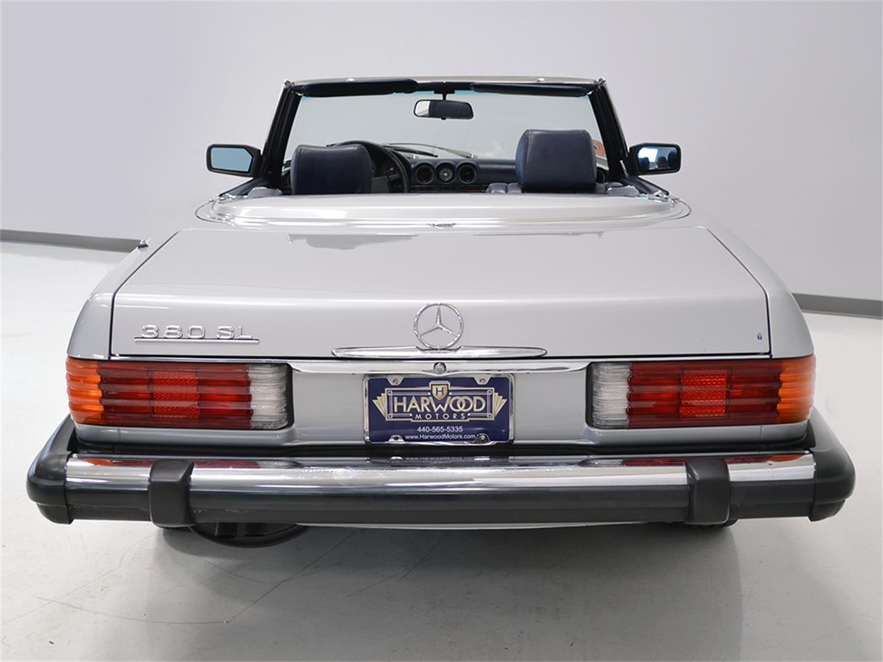 Large Picture of 1984 380SL Offered by Harwood Motors, LTD. - KA2F
