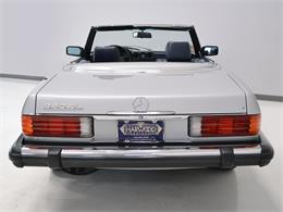 Picture of '84 Mercedes-Benz 380SL located in Macedonia Ohio Offered by Harwood Motors, LTD. - KA2F