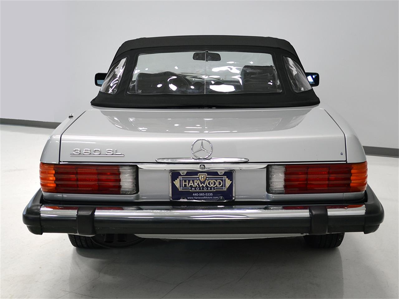 Large Picture of 1984 Mercedes-Benz 380SL located in Ohio - KA2F