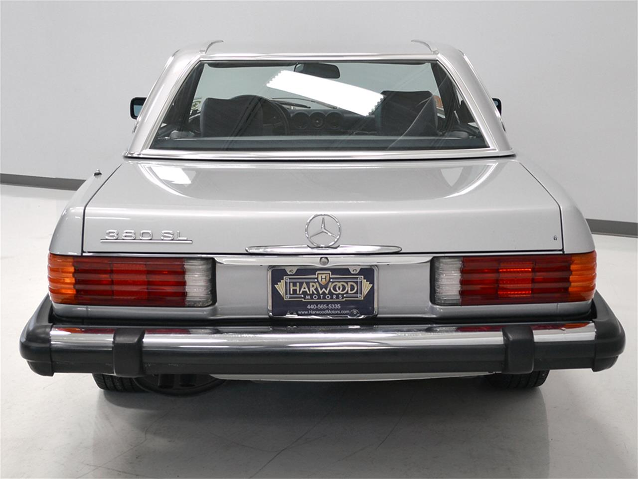 Large Picture of 1984 Mercedes-Benz 380SL located in Macedonia Ohio - KA2F