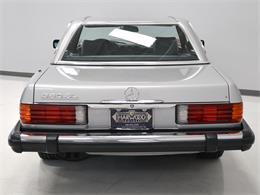 Picture of '84 Mercedes-Benz 380SL Offered by Harwood Motors, LTD. - KA2F