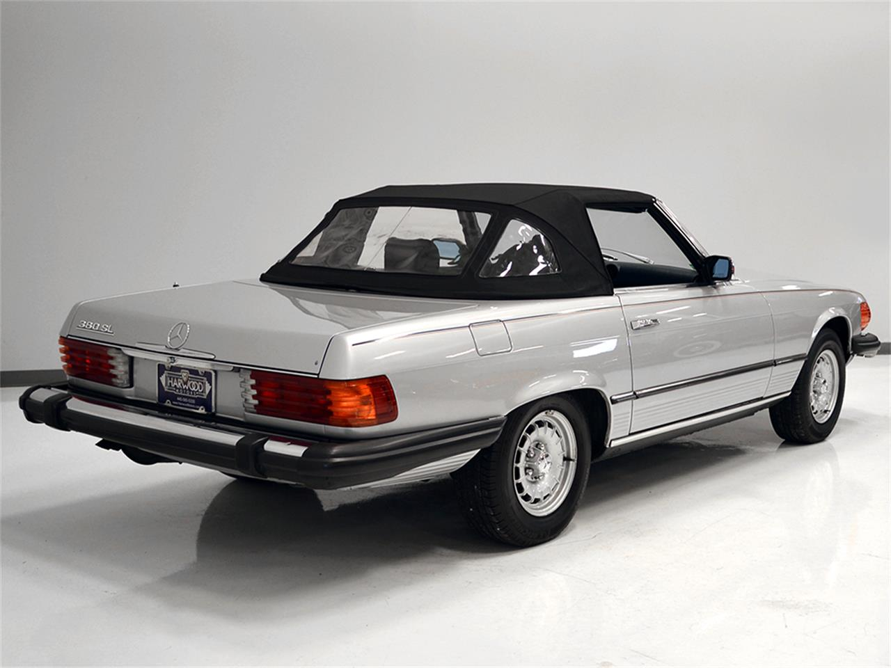 Large Picture of '84 Mercedes-Benz 380SL - KA2F