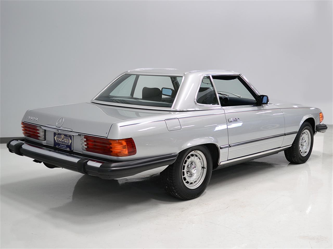 Large Picture of '84 Mercedes-Benz 380SL Offered by Harwood Motors, LTD. - KA2F