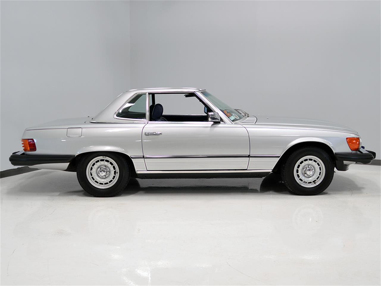 Large Picture of '84 380SL located in Macedonia Ohio Offered by Harwood Motors, LTD. - KA2F