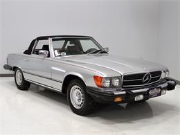 Picture of '84 Mercedes-Benz 380SL - $17,900.00 Offered by Harwood Motors, LTD. - KA2F