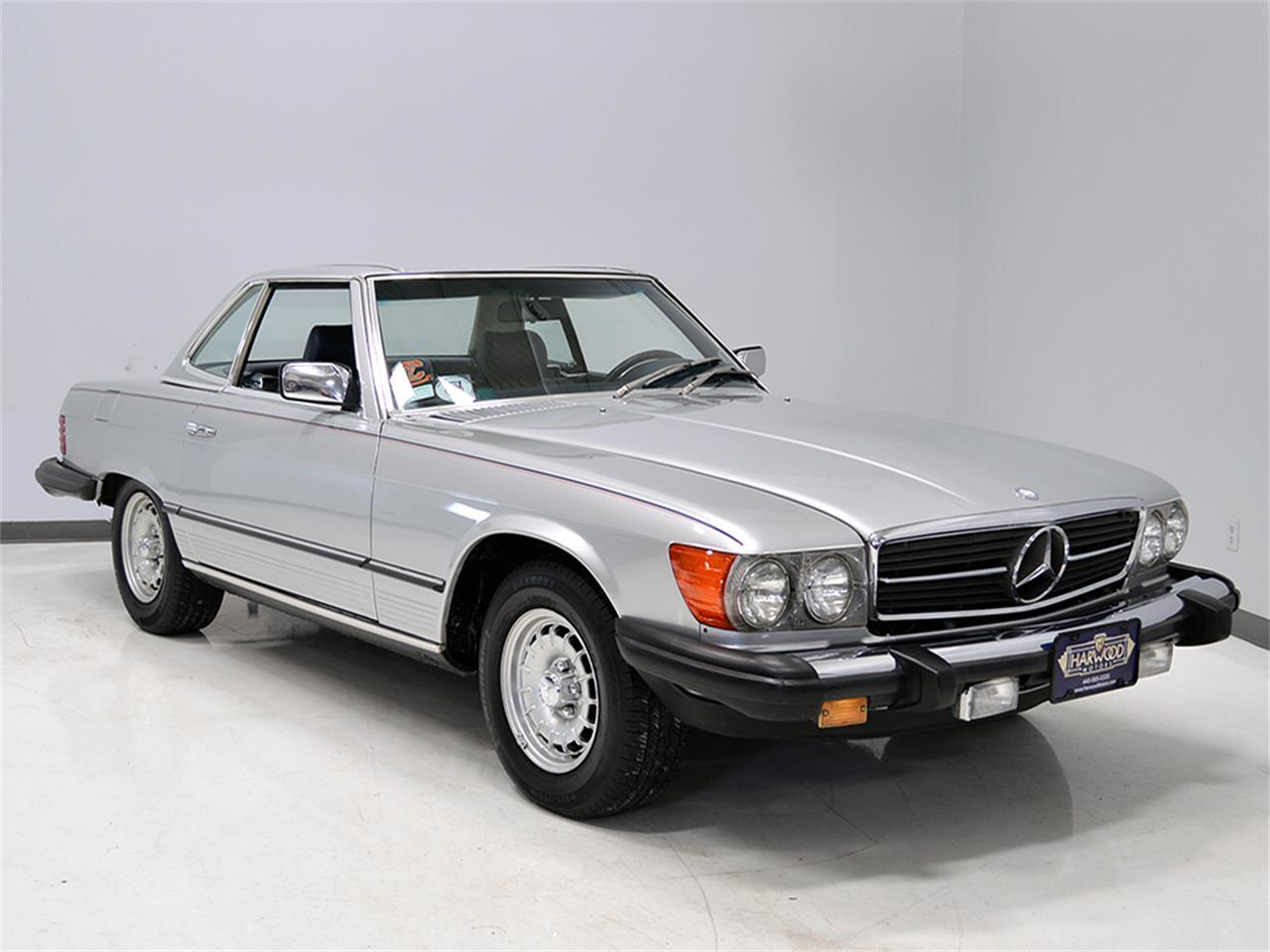 Large Picture of '84 Mercedes-Benz 380SL - $17,900.00 - KA2F