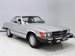 Picture of 1984 380SL located in Macedonia Ohio - $17,900.00 Offered by Harwood Motors, LTD. - KA2F