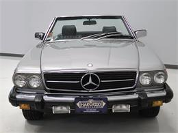 Picture of '84 Mercedes-Benz 380SL located in Ohio Offered by Harwood Motors, LTD. - KA2F