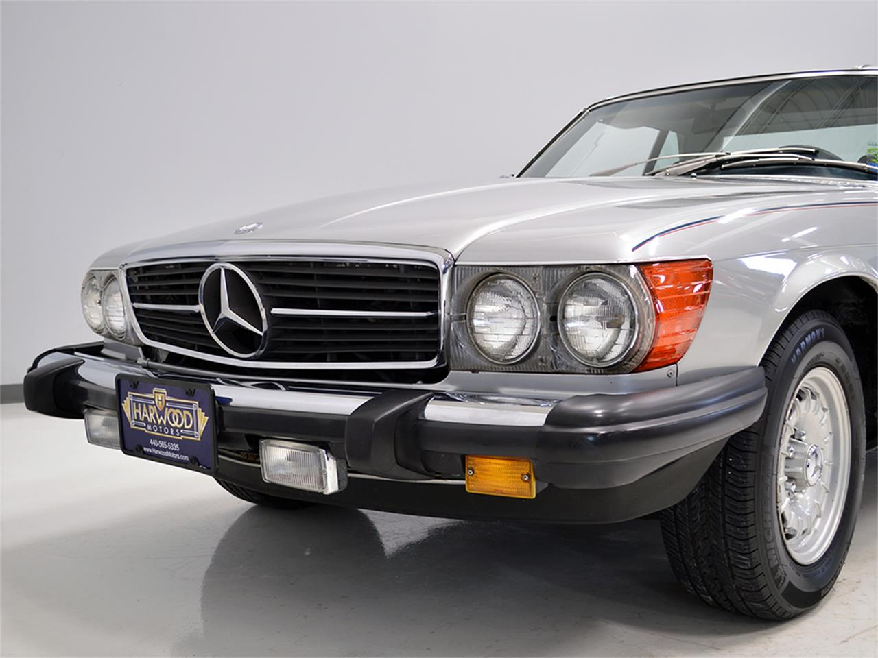 Large Picture of 1984 Mercedes-Benz 380SL - KA2F