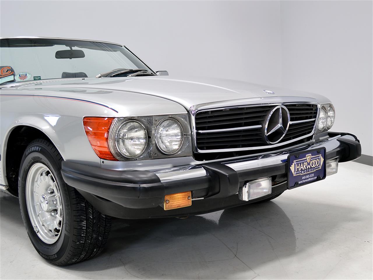 Large Picture of '84 380SL - $17,900.00 Offered by Harwood Motors, LTD. - KA2F