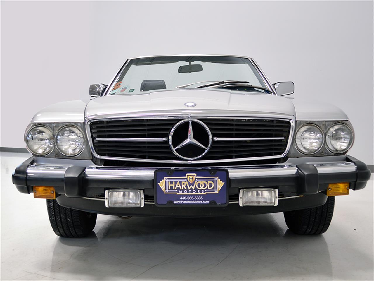 Large Picture of 1984 380SL - KA2F