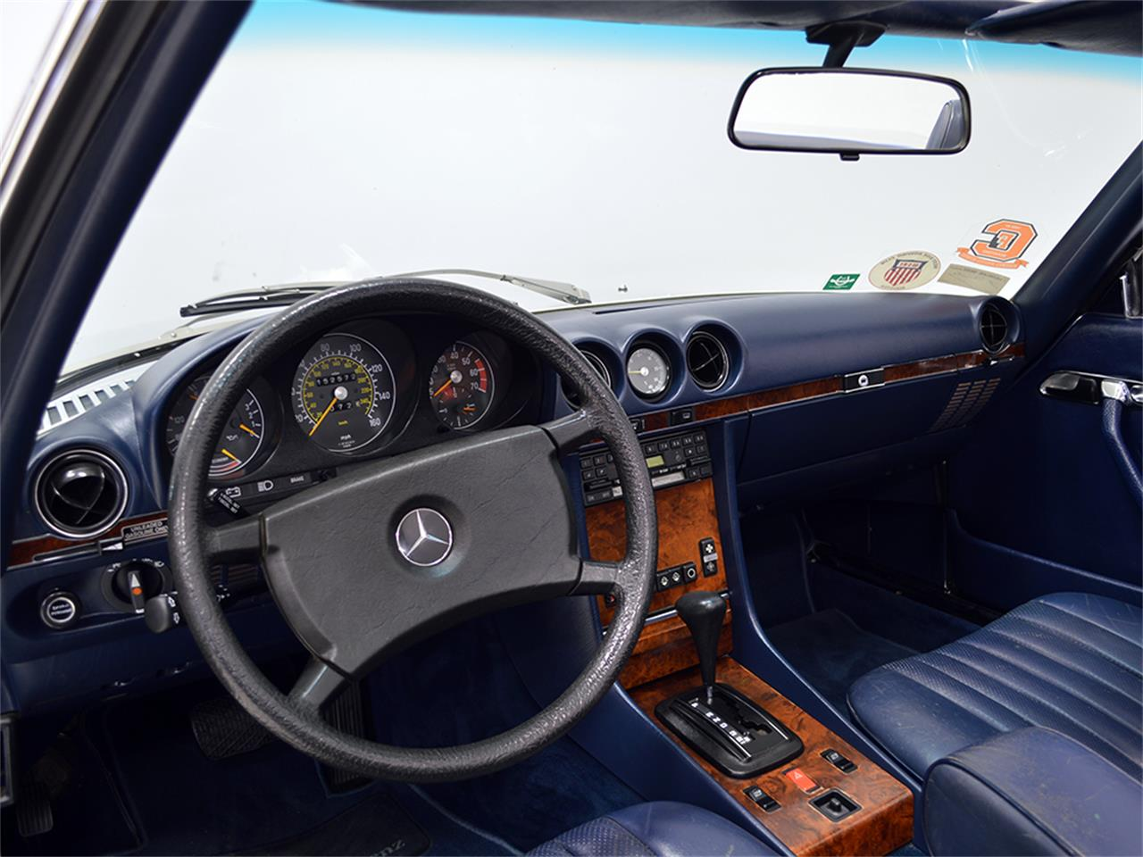 Large Picture of 1984 Mercedes-Benz 380SL located in Ohio Offered by Harwood Motors, LTD. - KA2F