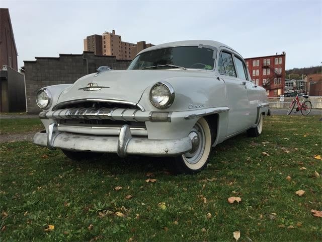 Picture of Classic '53 Plymouth Cranbrook located in Johnstown  Pennsylvania - $6,500.00 Offered by a Private Seller - KA2K