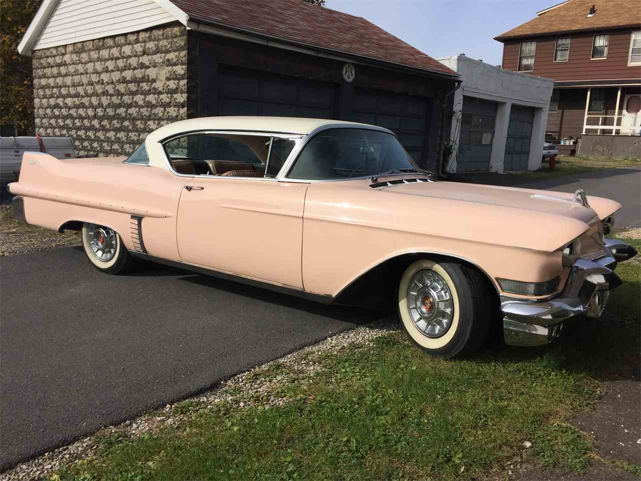1957 Cadillac Coupe DeVille for Sale | ClicCars.com | CC-946174
